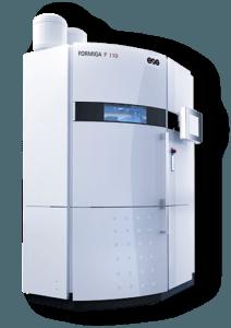 EOS Formiga P110 für das SLS-Lasersintern