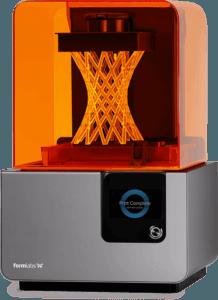 FORM 2 für die SLA Laser-Stereolithografie