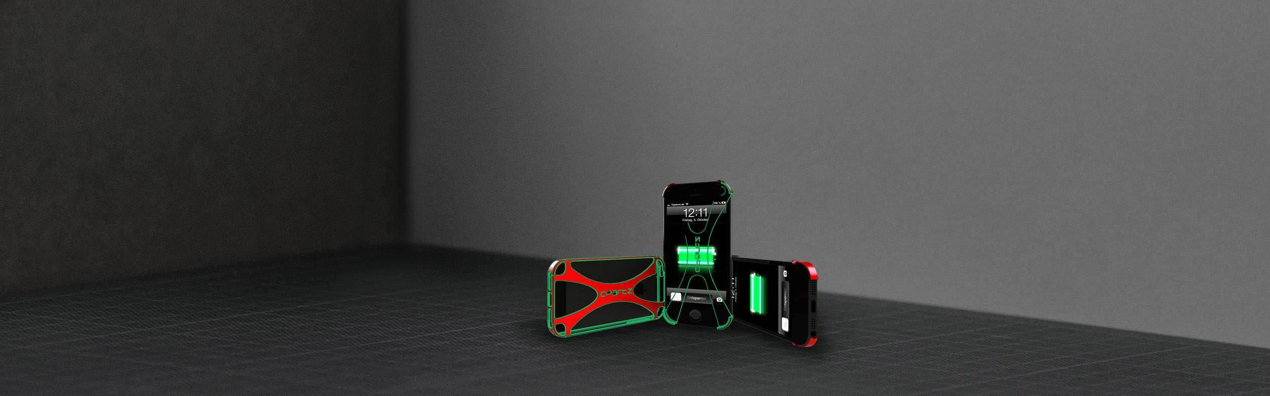 3DDruck24 Konstruktion Handyhülle