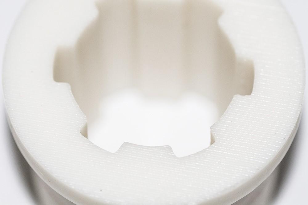 3D Druck FDM Wellenadapter