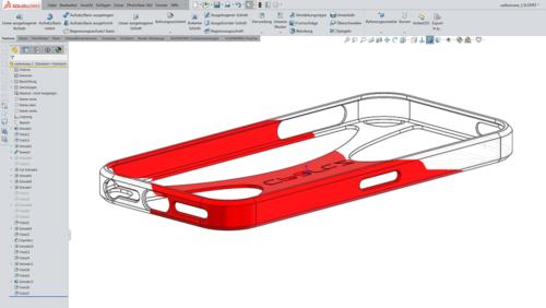 3D Druck24, SolidWorks-Konstruktion