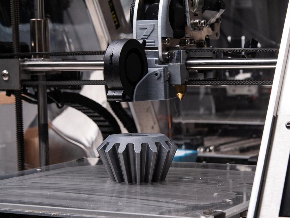 Stahl im 3D Druck